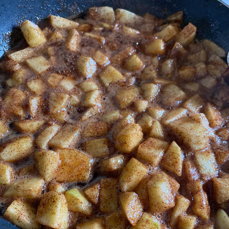 Cinnamon Apple Syrup Natalie Wolfe Duvall
