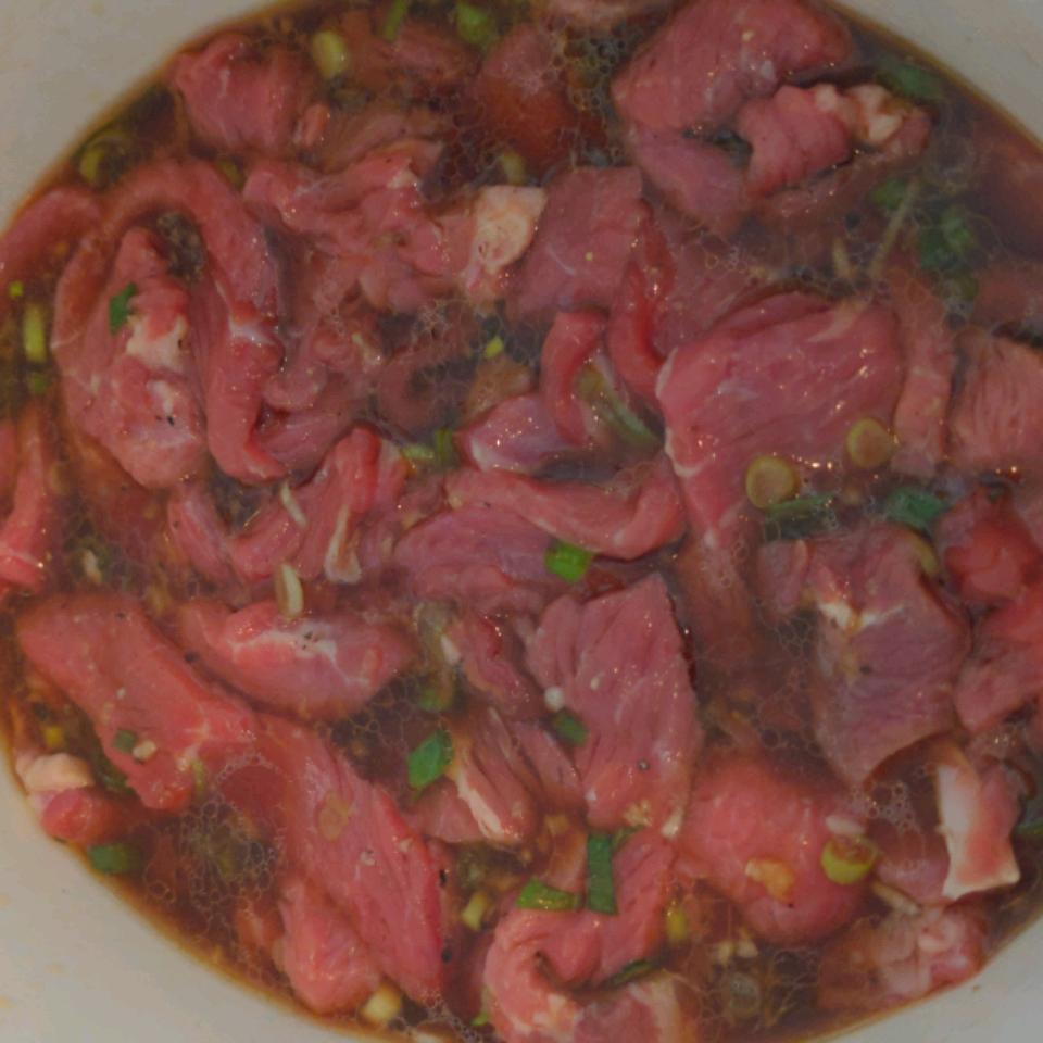 Slow Cooker Bulgogi (Korean Roast Beef) B Kevin Meredith