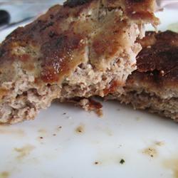 Chef John's Turkey Burger njmom