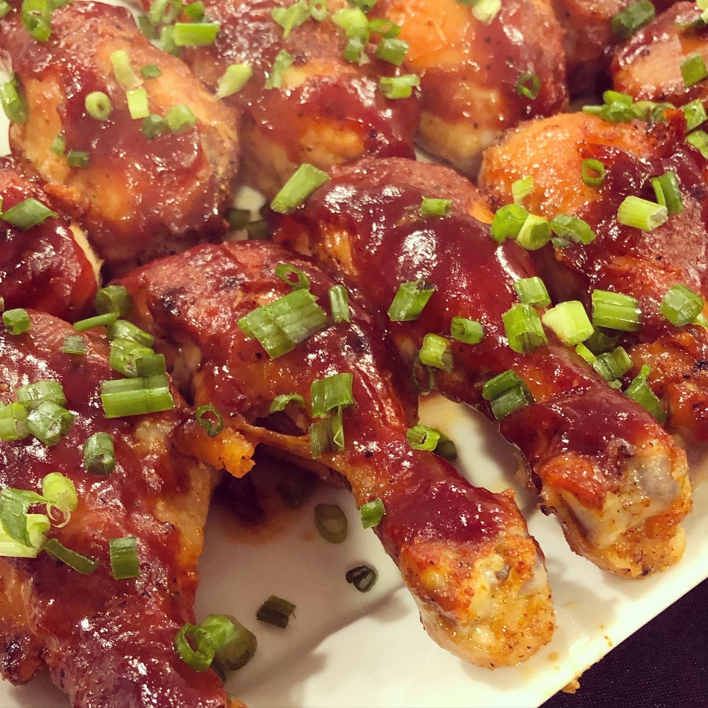 Slow-Cooked Chicken Drumsticks Eric Ochieng
