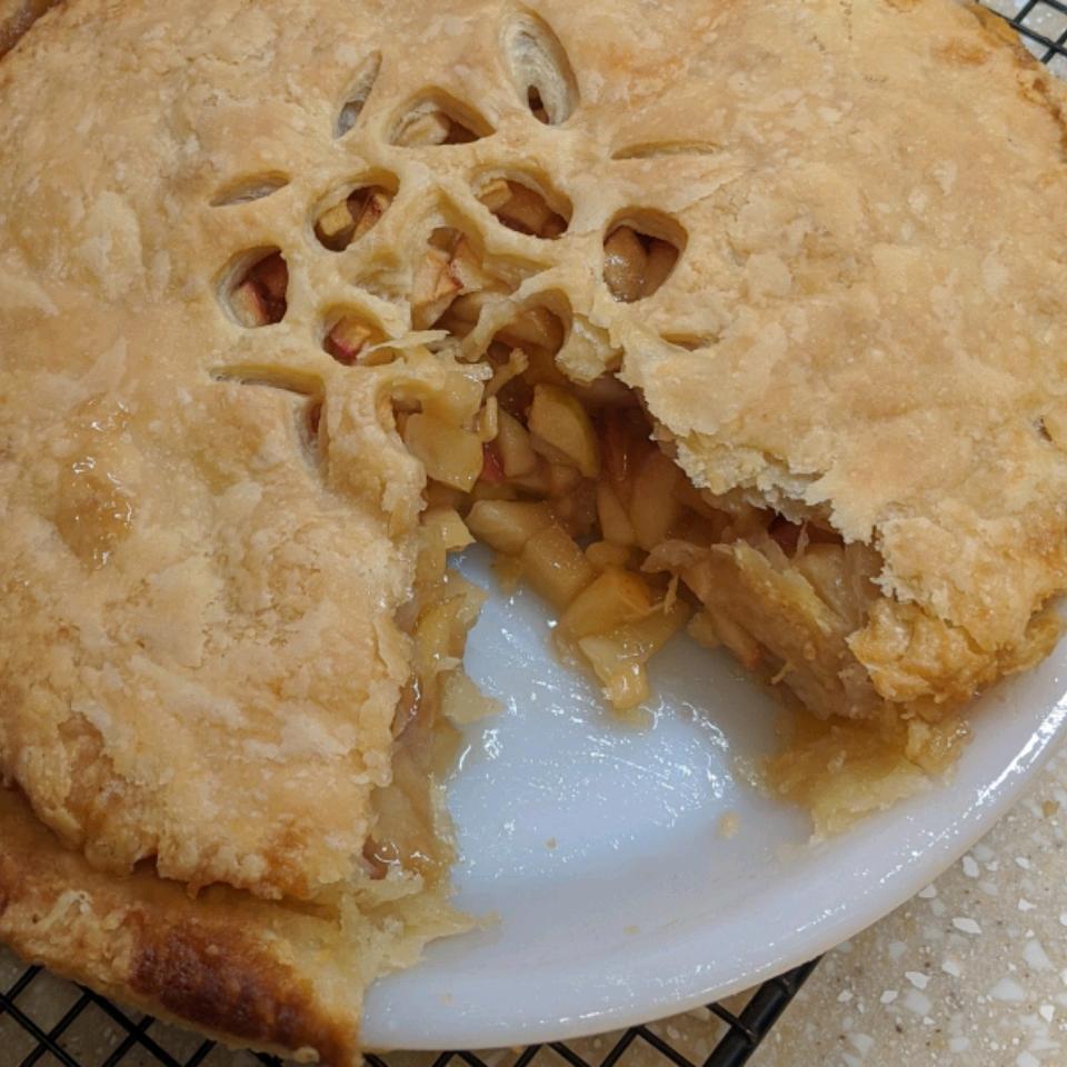 Apple Pie by Grandma Ople Katie Sutherland