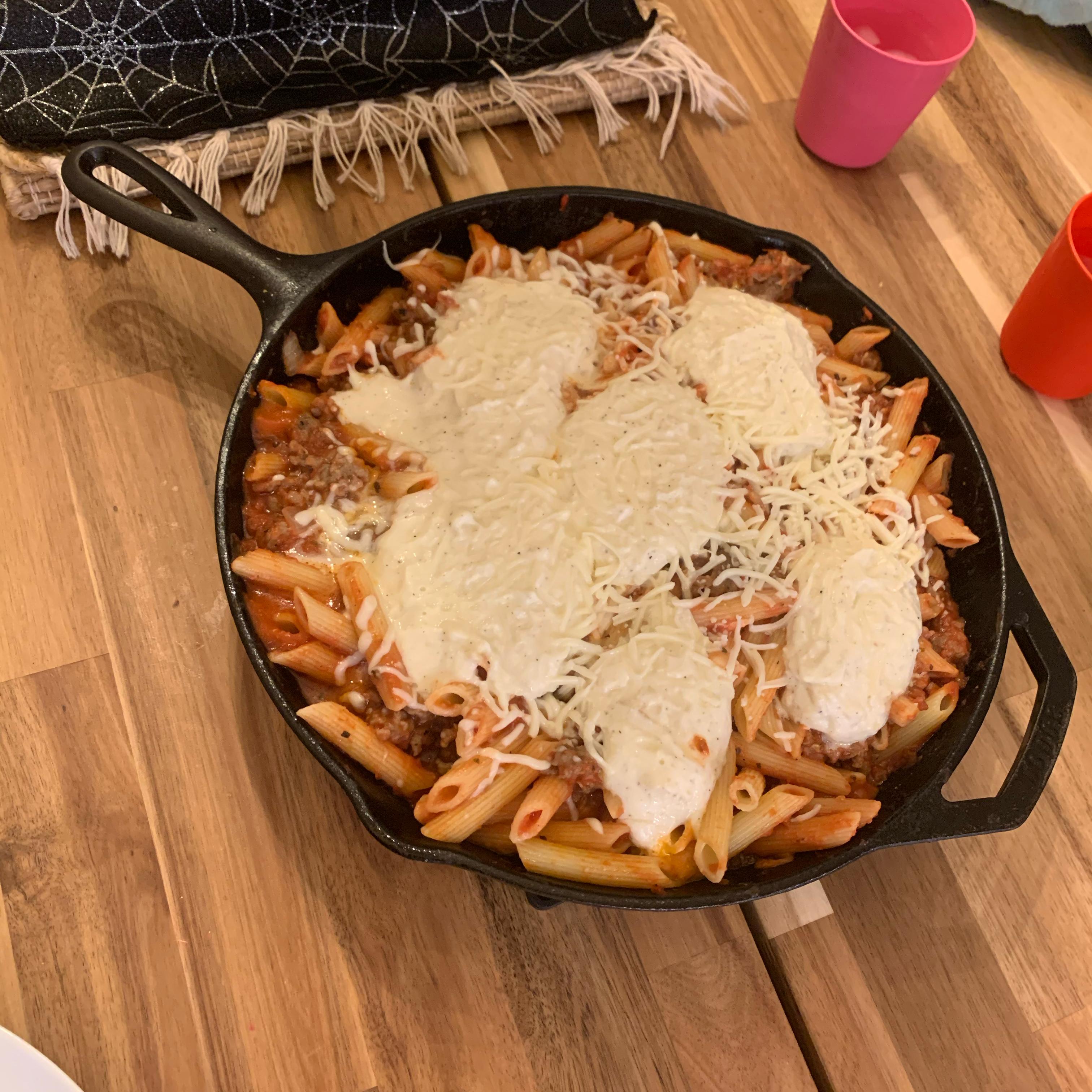 Hunt's® 'Classic' Skillet Lasagna davidhewitt15