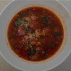 Tomato and Bread Soup TRACI8878