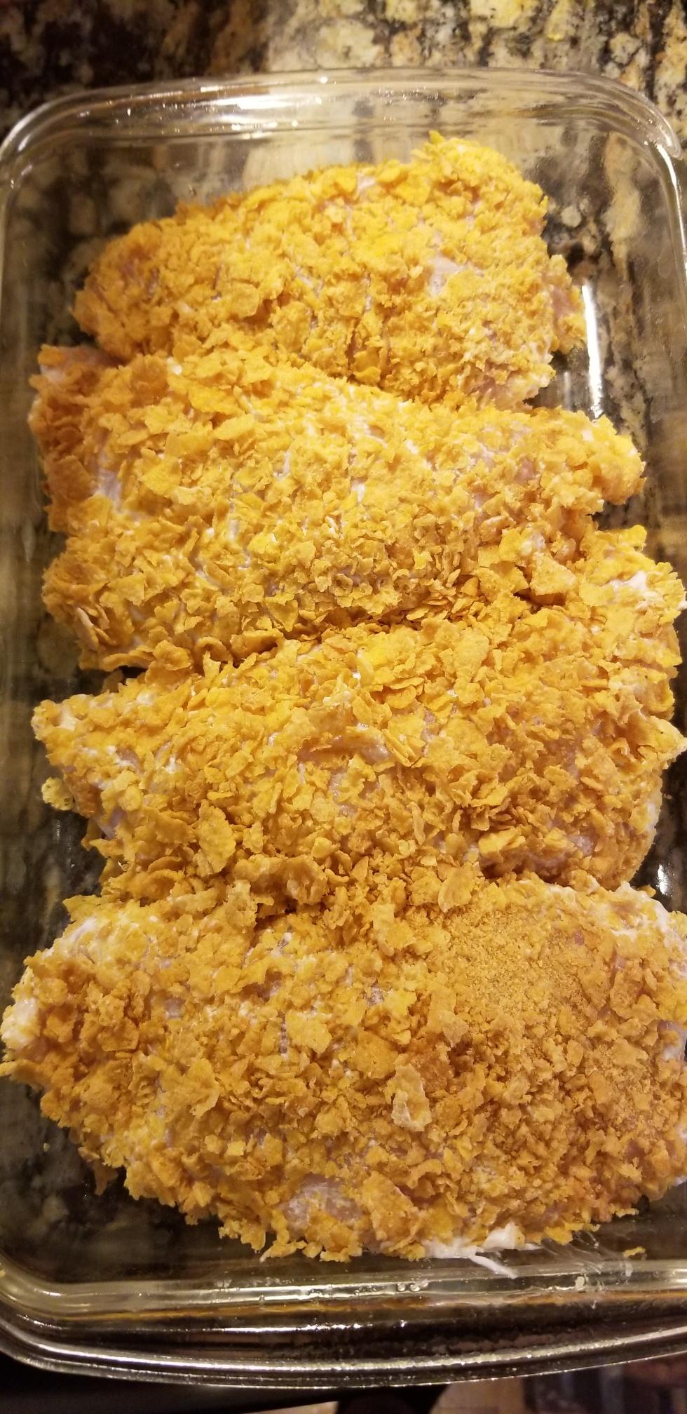 Lowfat Baked Chicken Tim Jordan