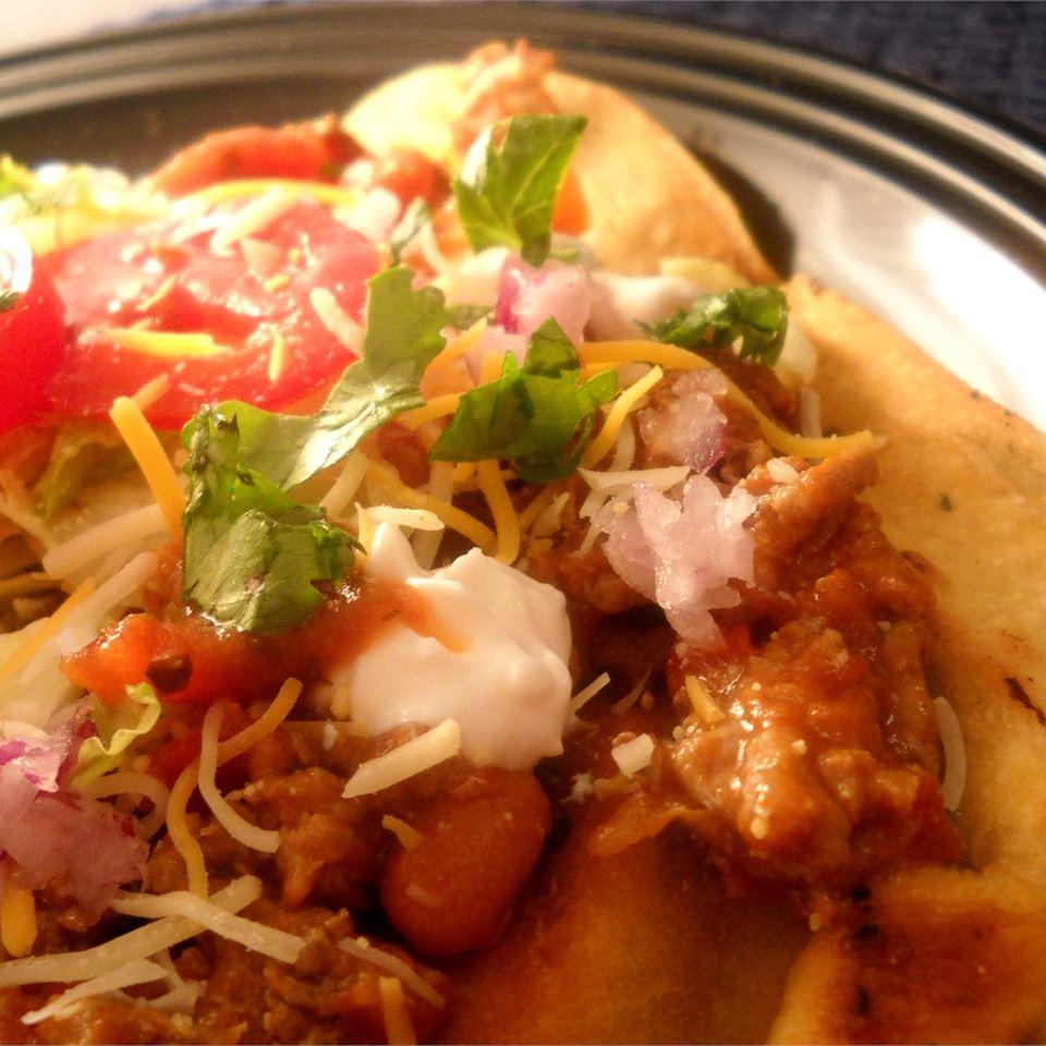 Oklahoma Indian Tacos Linda T