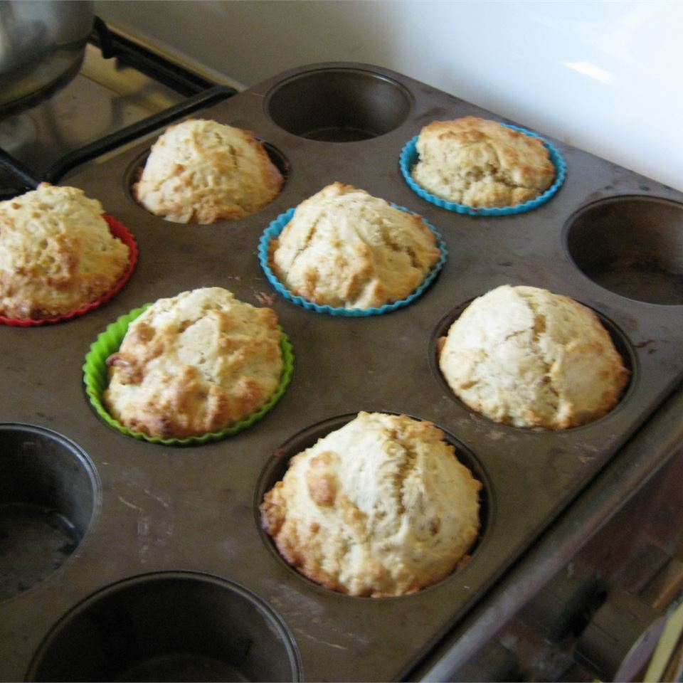 Lemon Muffins arcreatesit
