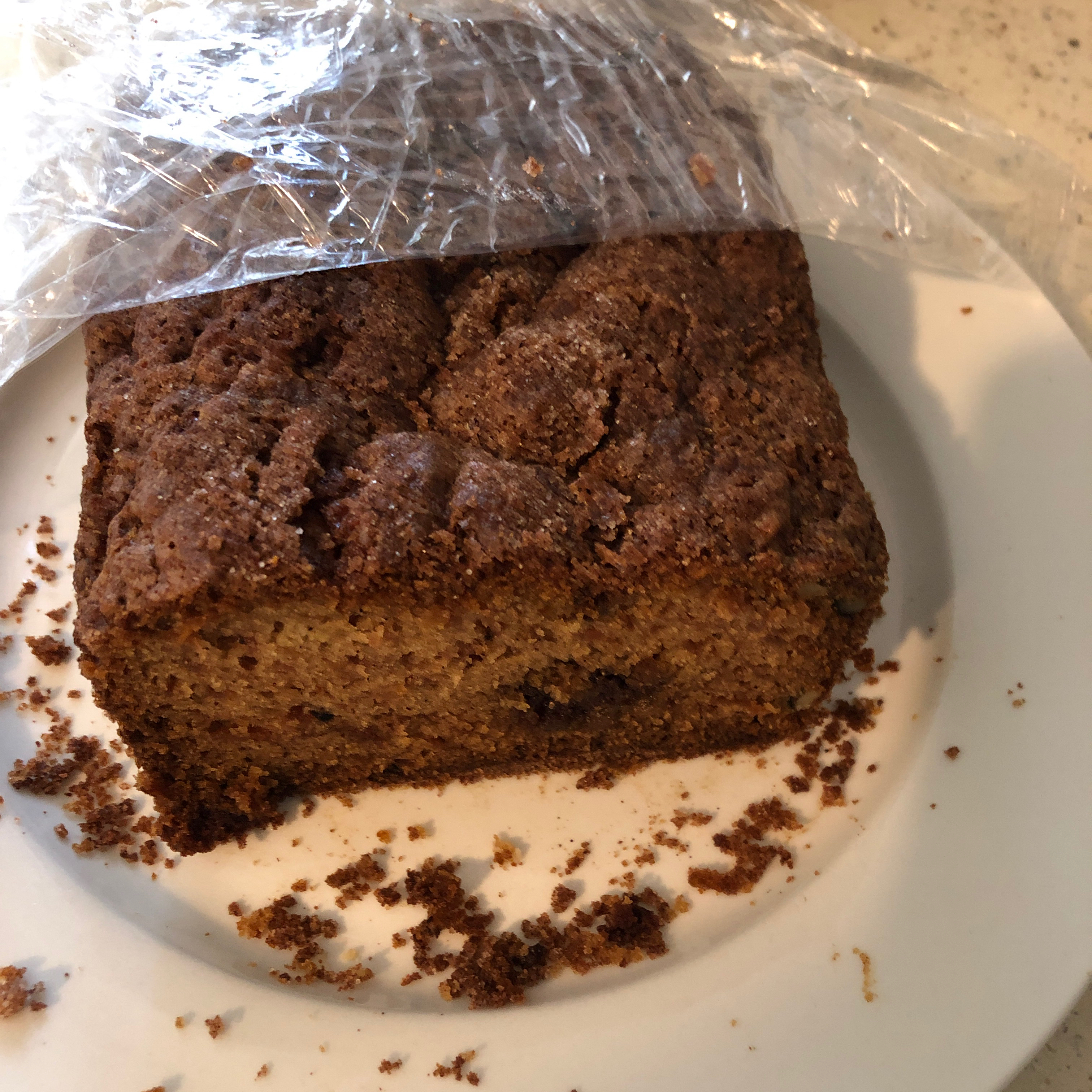 Apple Bread with Double Streusel bmoore