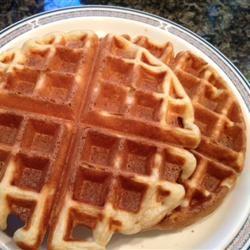 Yeast Waffles Tsstyeh
