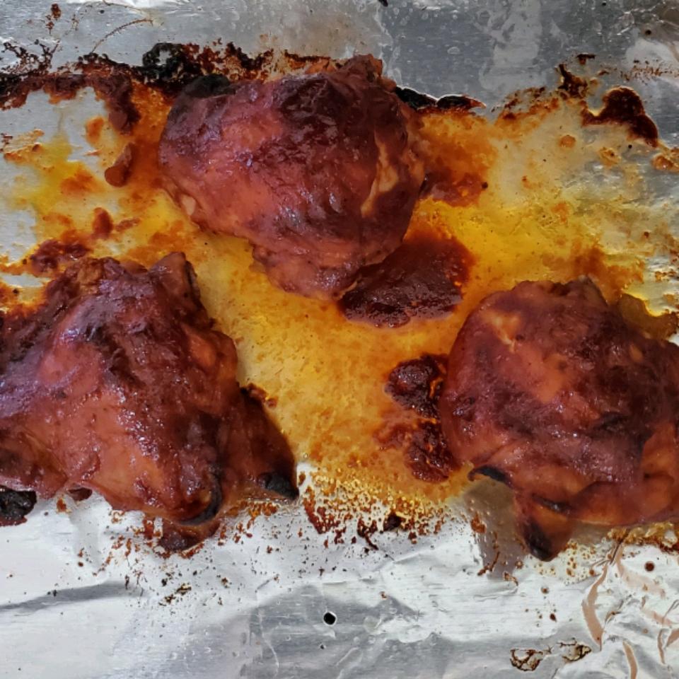 Instant Pot® BBQ Chicken Thighs Jskrill