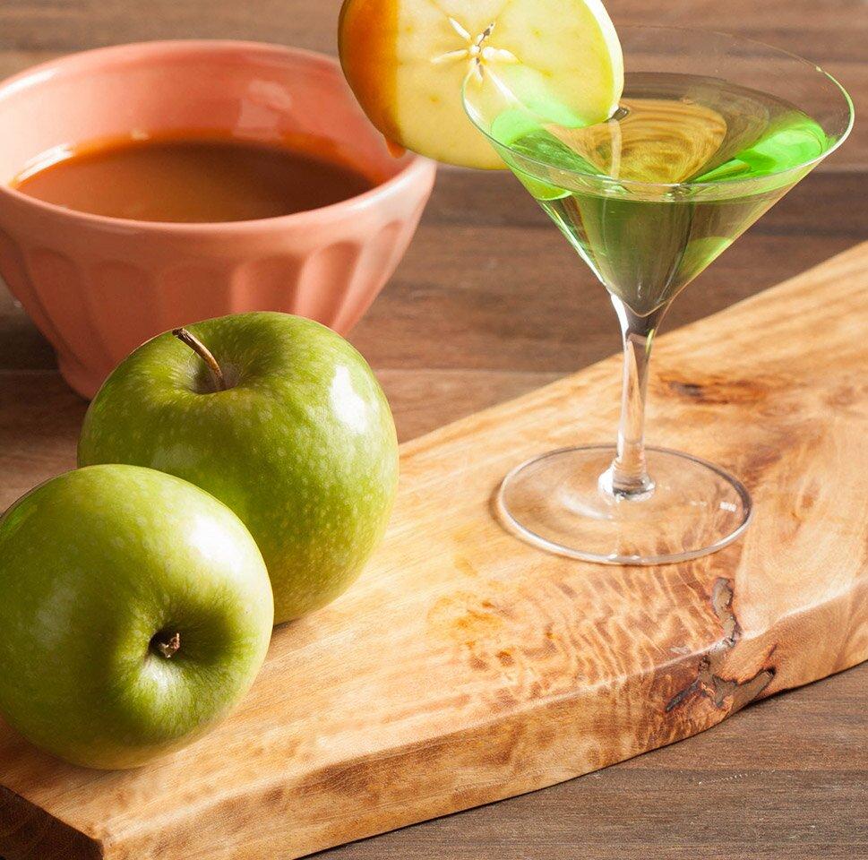 dekuyper caramel apple martini