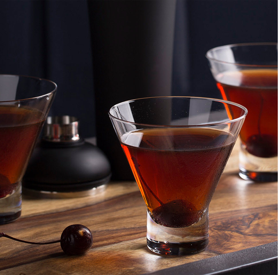 Jim Beam Black® Manhattan