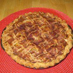 Peach Pie Nikki Rupp