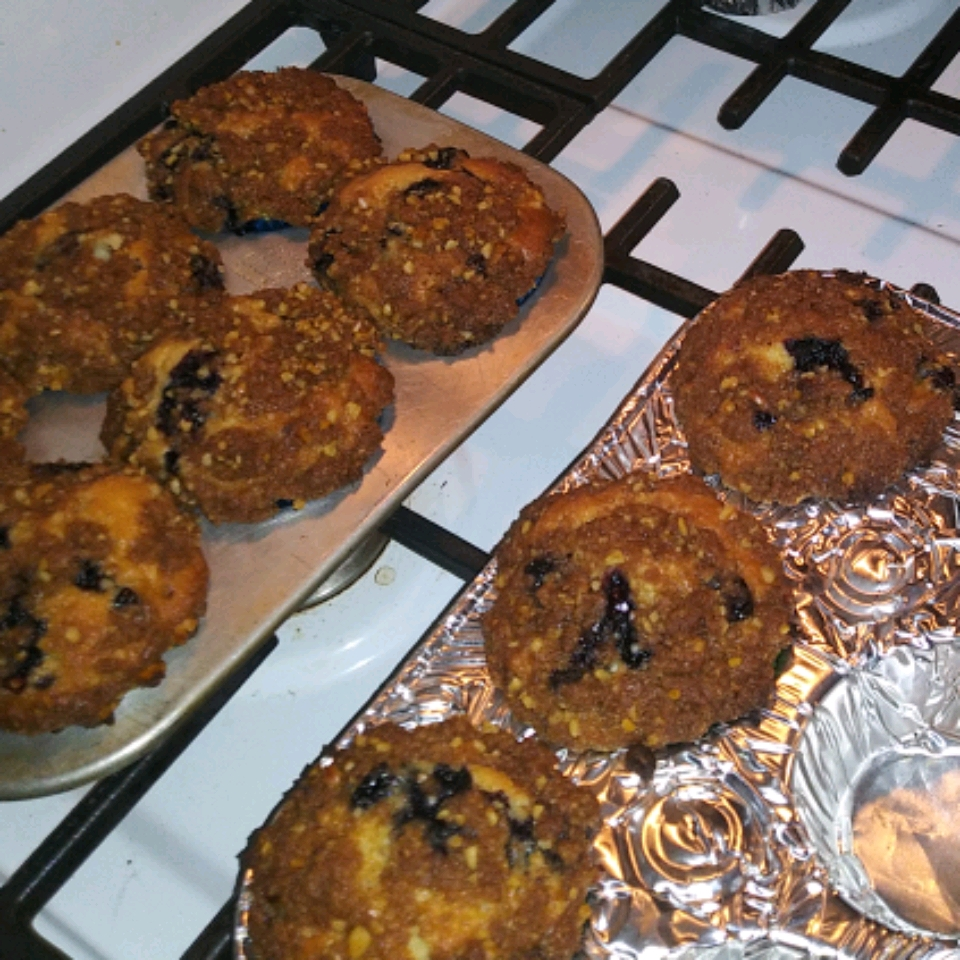 To Die For Blueberry Muffins Becky