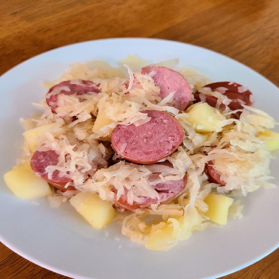German Style Kielbasa
