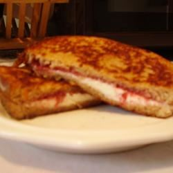 Raspberry Cheesecake Stuffed French Toast Sarah Jo