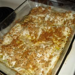 Herb-Crusted Walleye Brianne
