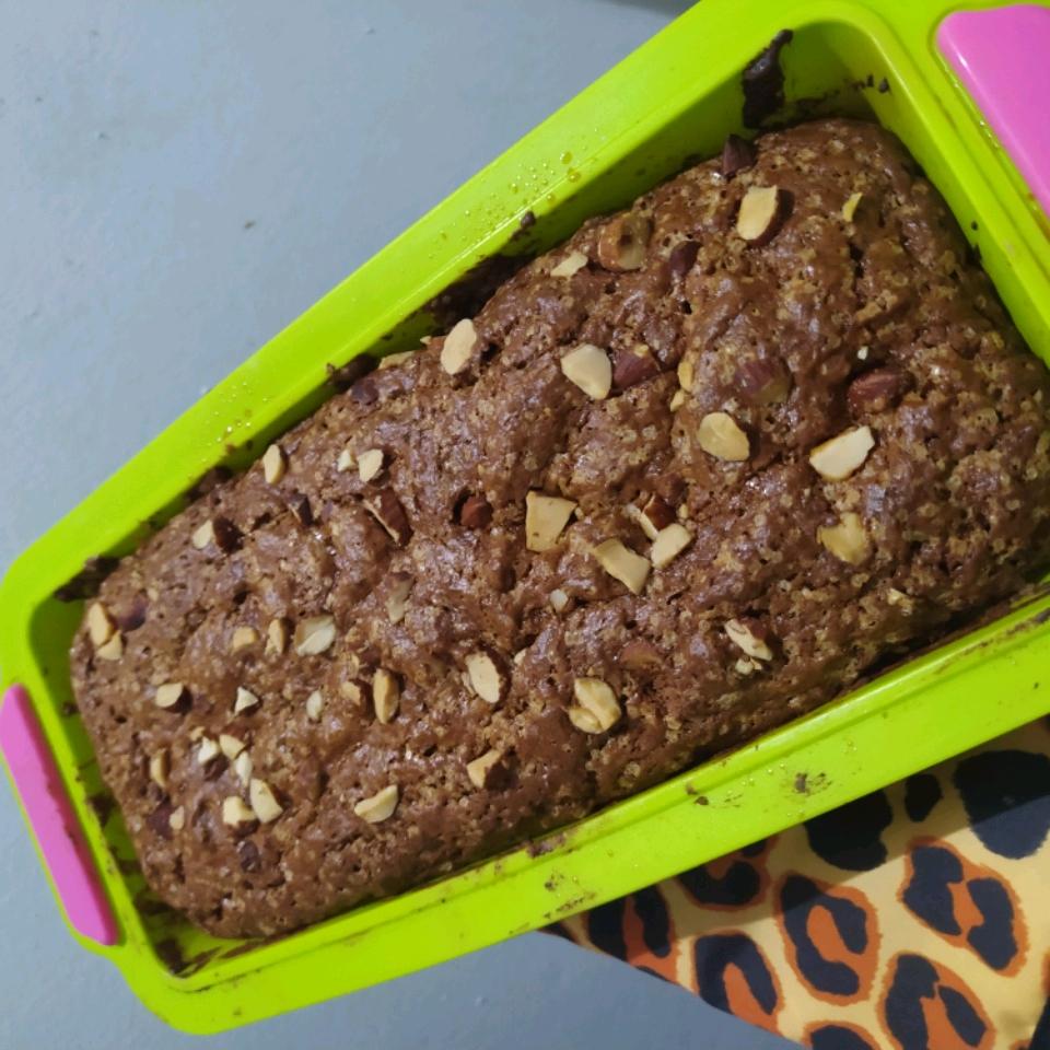 Banana Loaf Cake I Hanifa Neecy Francoise