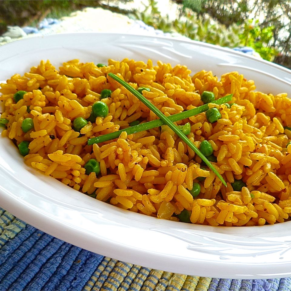 Cuban-Style Yellow Rice lutzflcat
