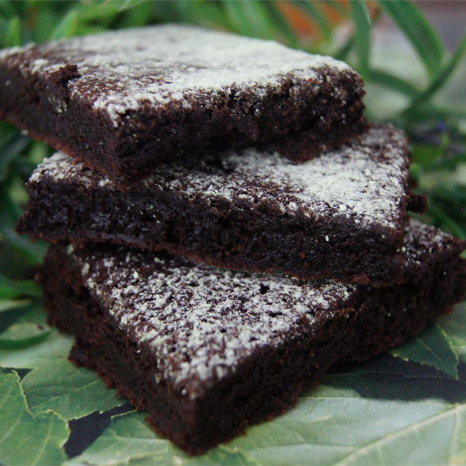 Chef John's Chocolate Mint Brownies