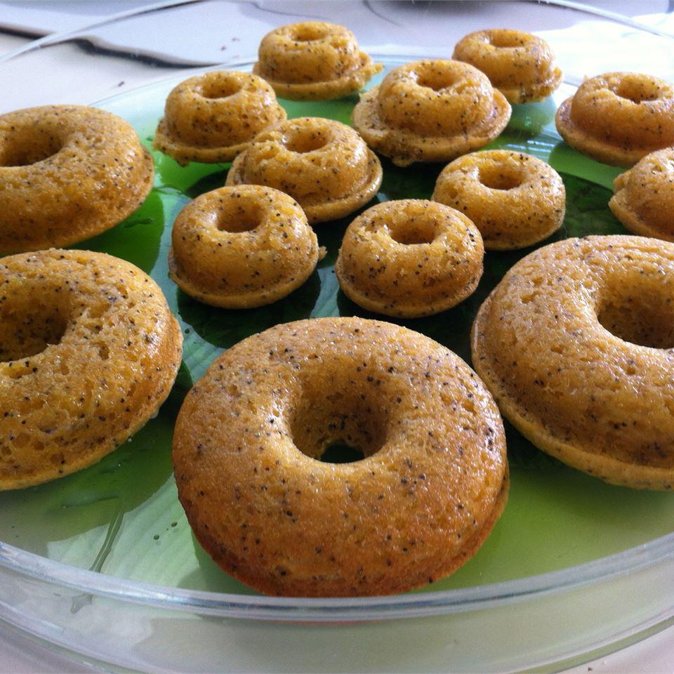 Poppy Seed Mini Muffins Jana