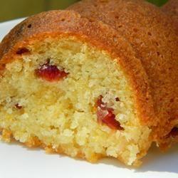 Orange Crunch Bundt® Cake Marianne
