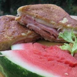 Monte Cristo Sandwiches Trish Beier