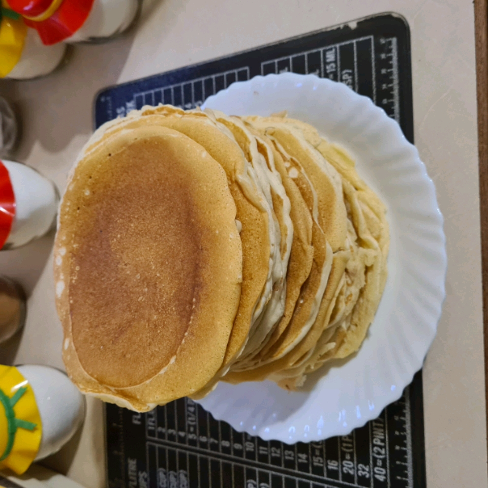 Fluffy Flapjack Pancakes