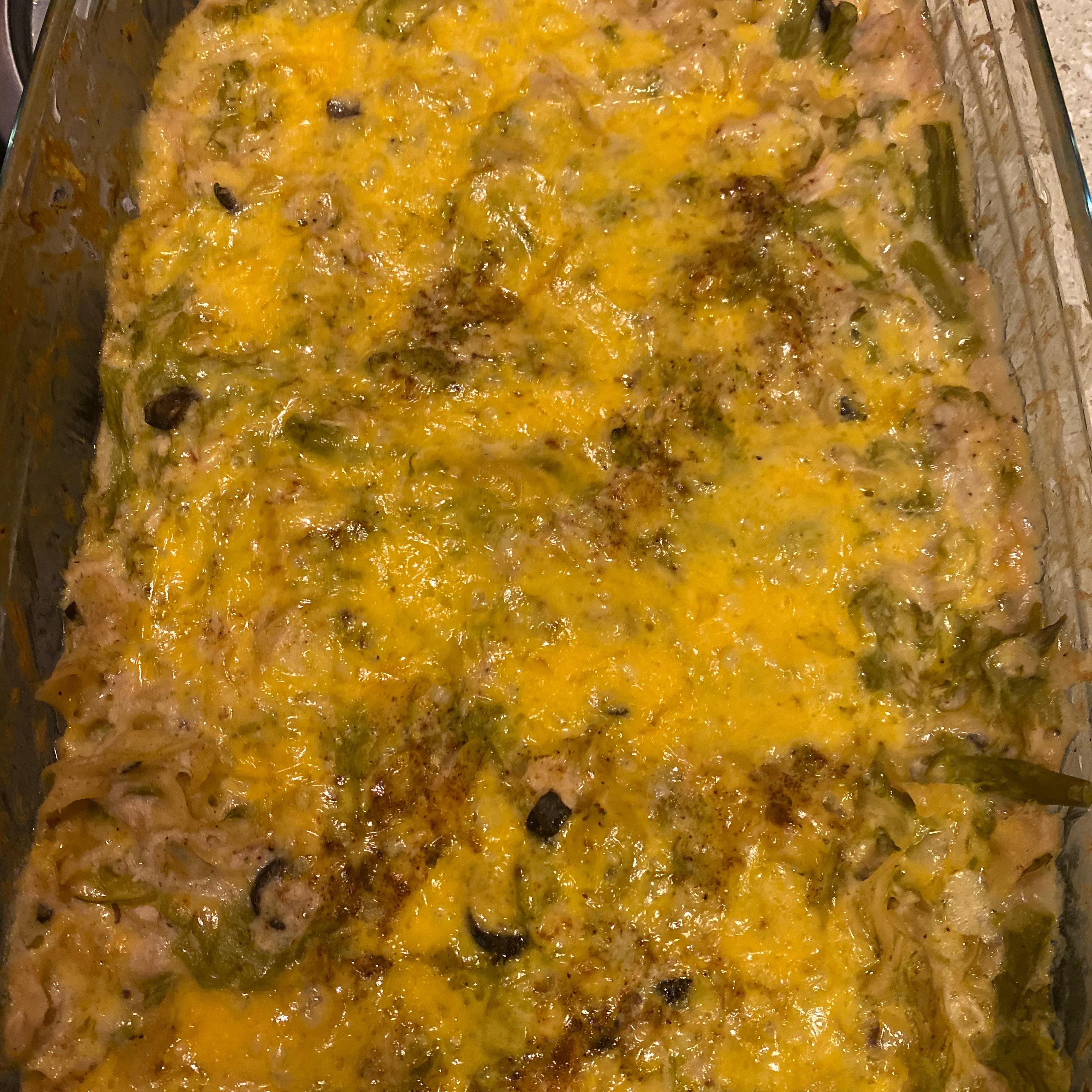 Tuna Noodle Asparagus Casserole Gwendolyn Williams
