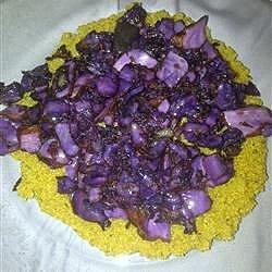 stir fried cabbage recipe