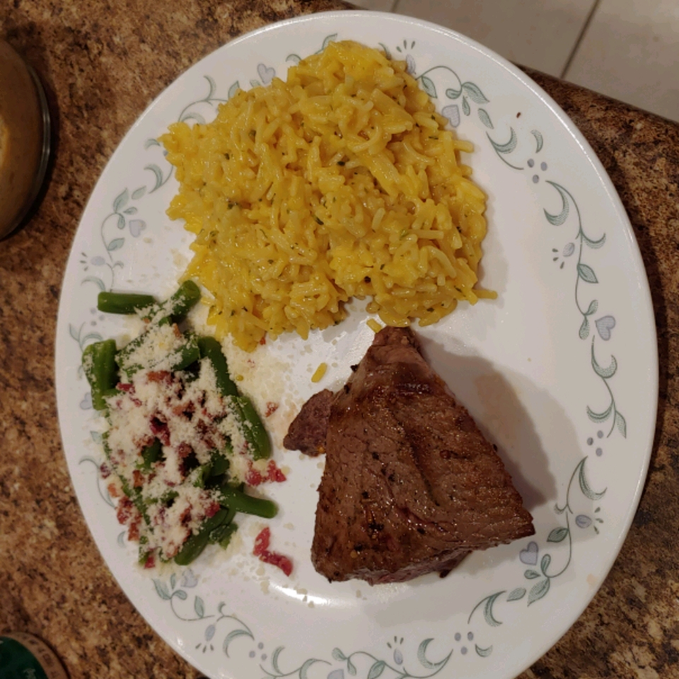Cast Iron Pan-Seared Steak (Oven-Finished) Nate Stump
