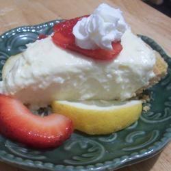 Creamy Lemonade Pie Elisha Lyons