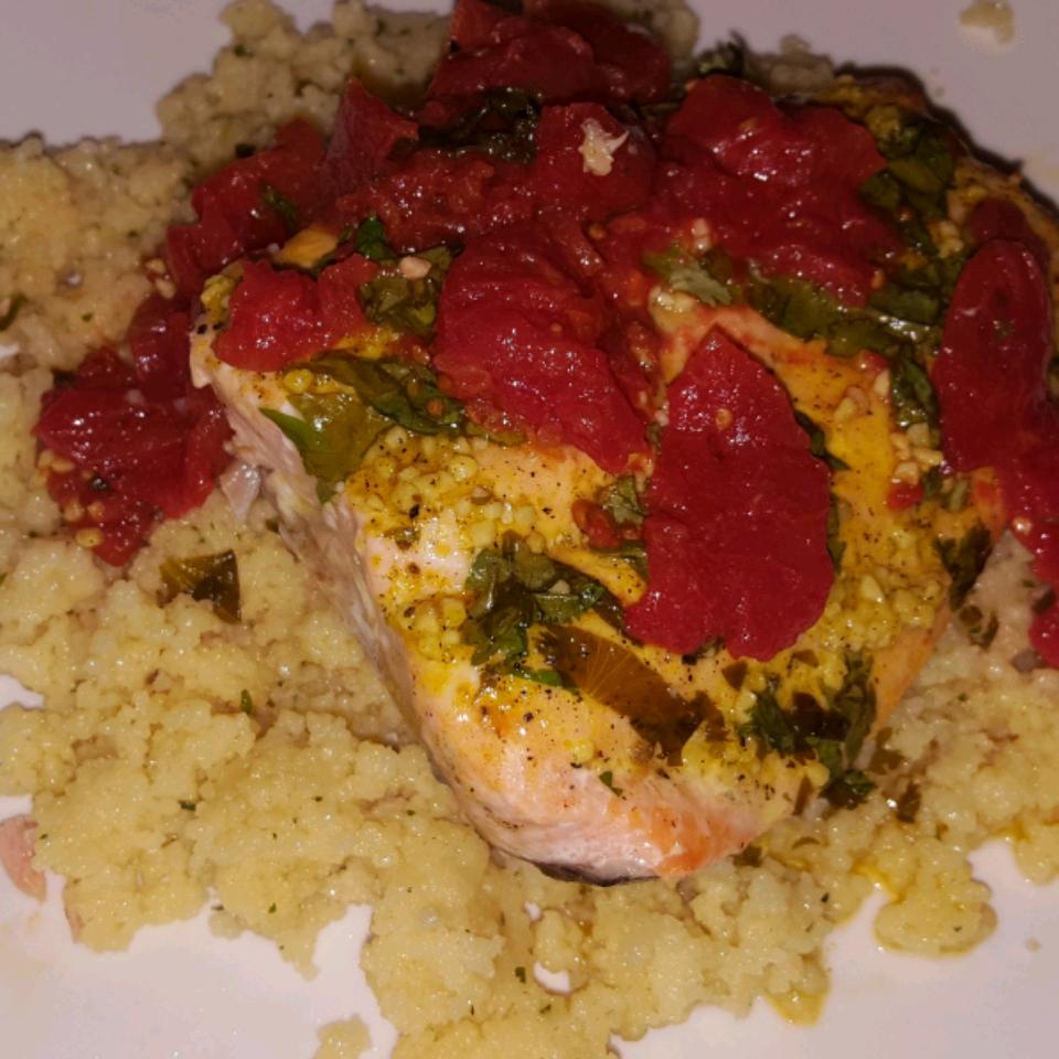 Lemon-Pepper Salmon