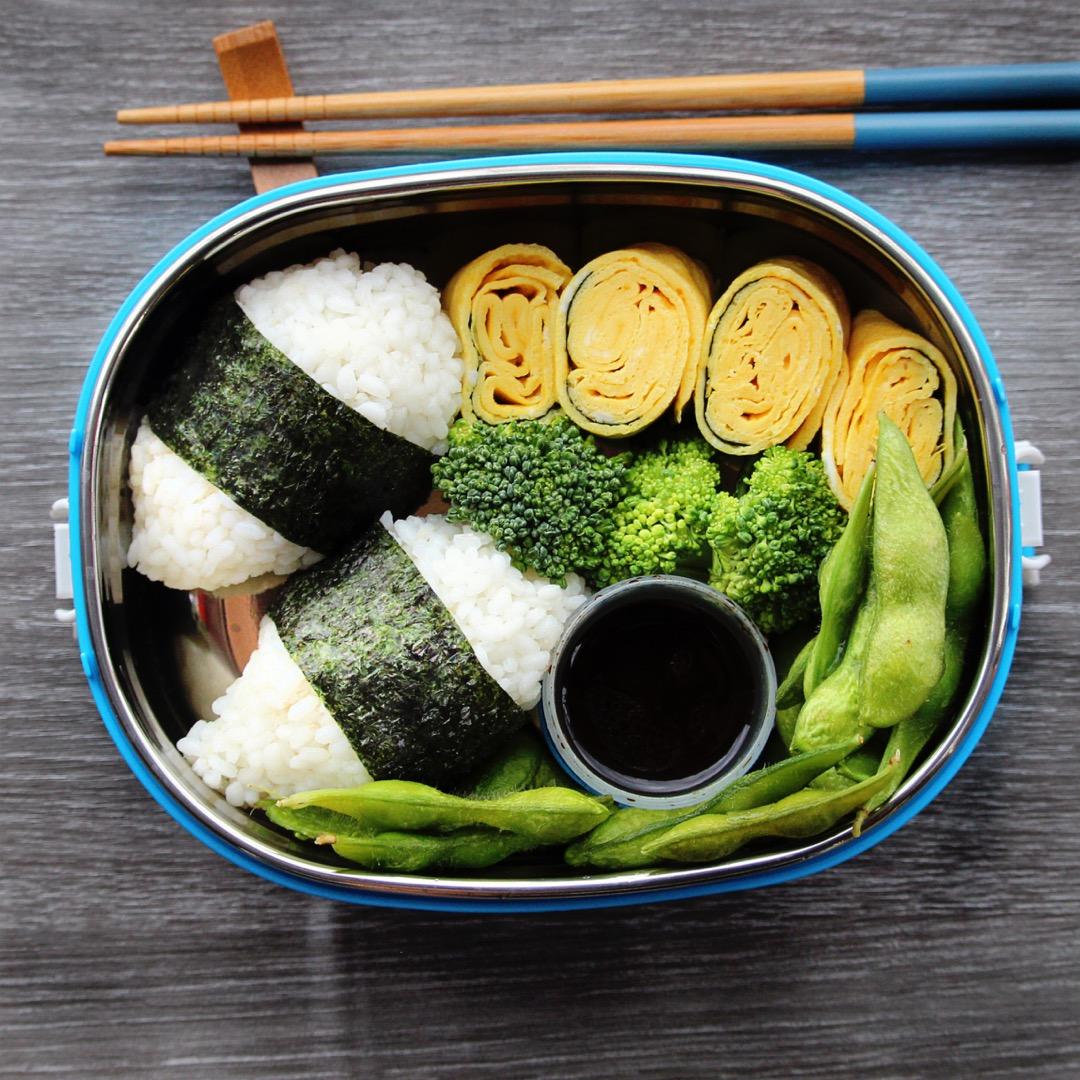 Tamagoyaki Bento Box Buckwheat Queen