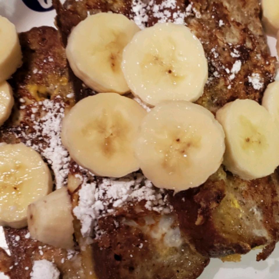 Banana Bread French Toast Lisa