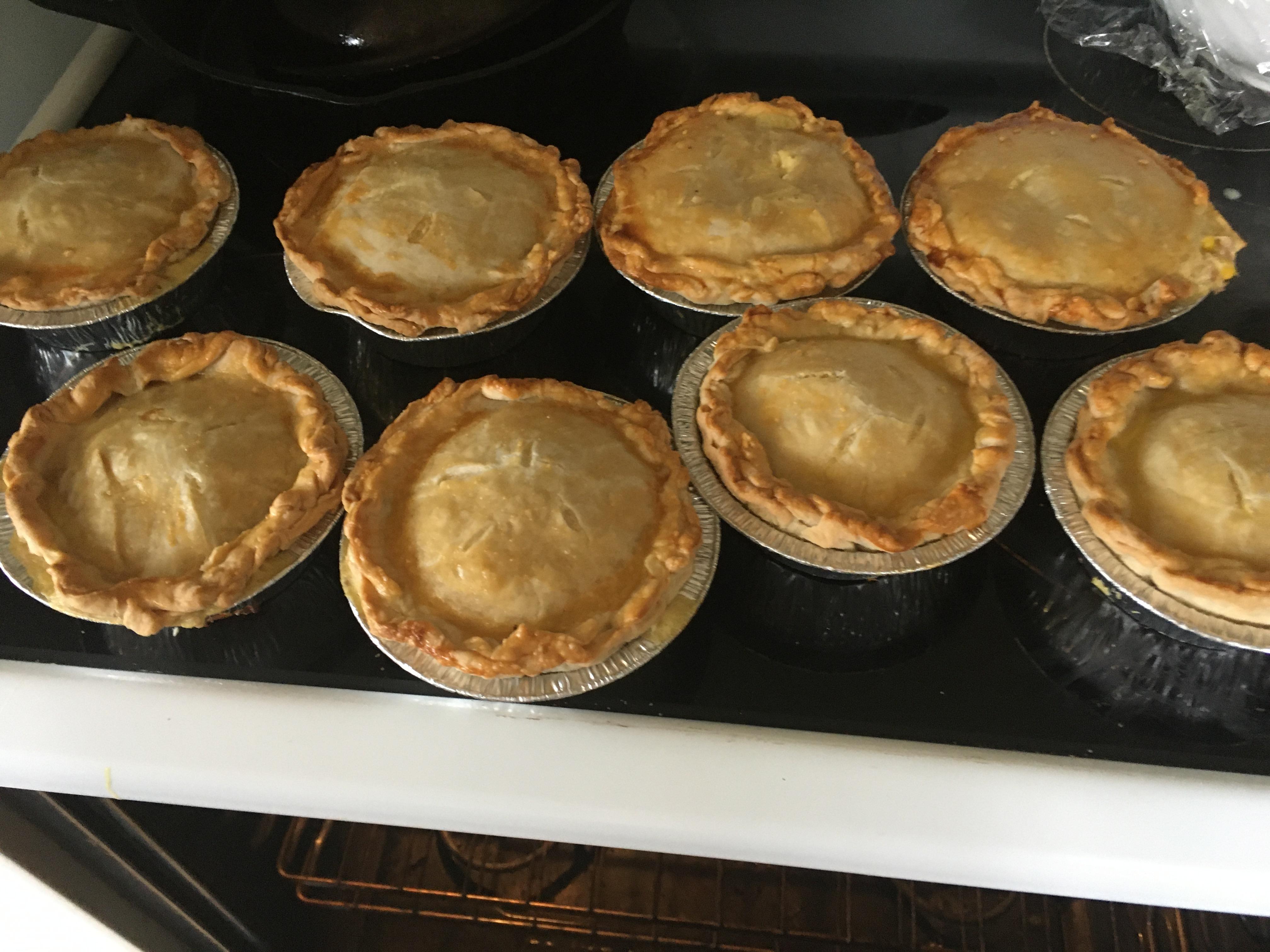 To-Die-For Chicken Pot Pie