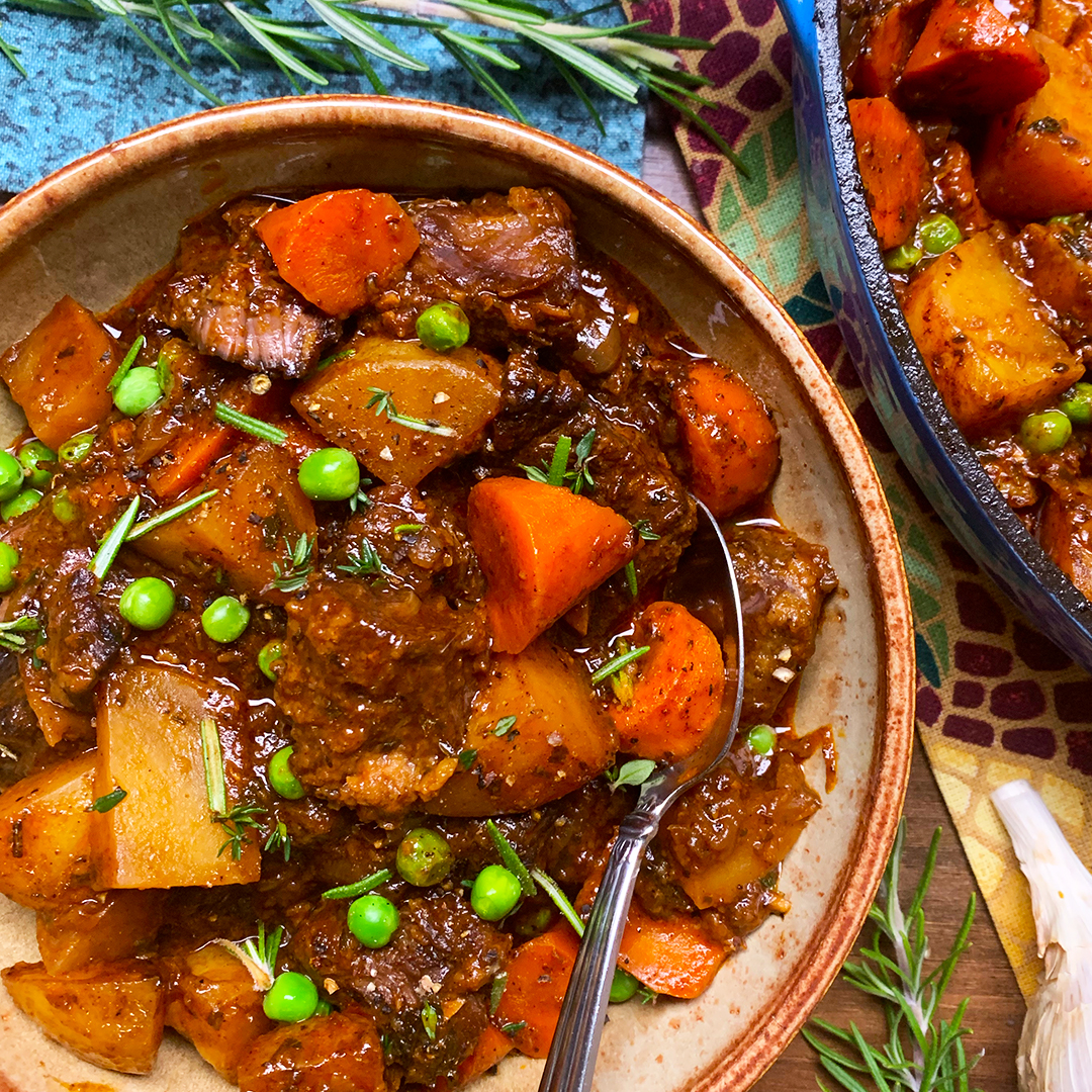 Classic, Hearty Beef Stew