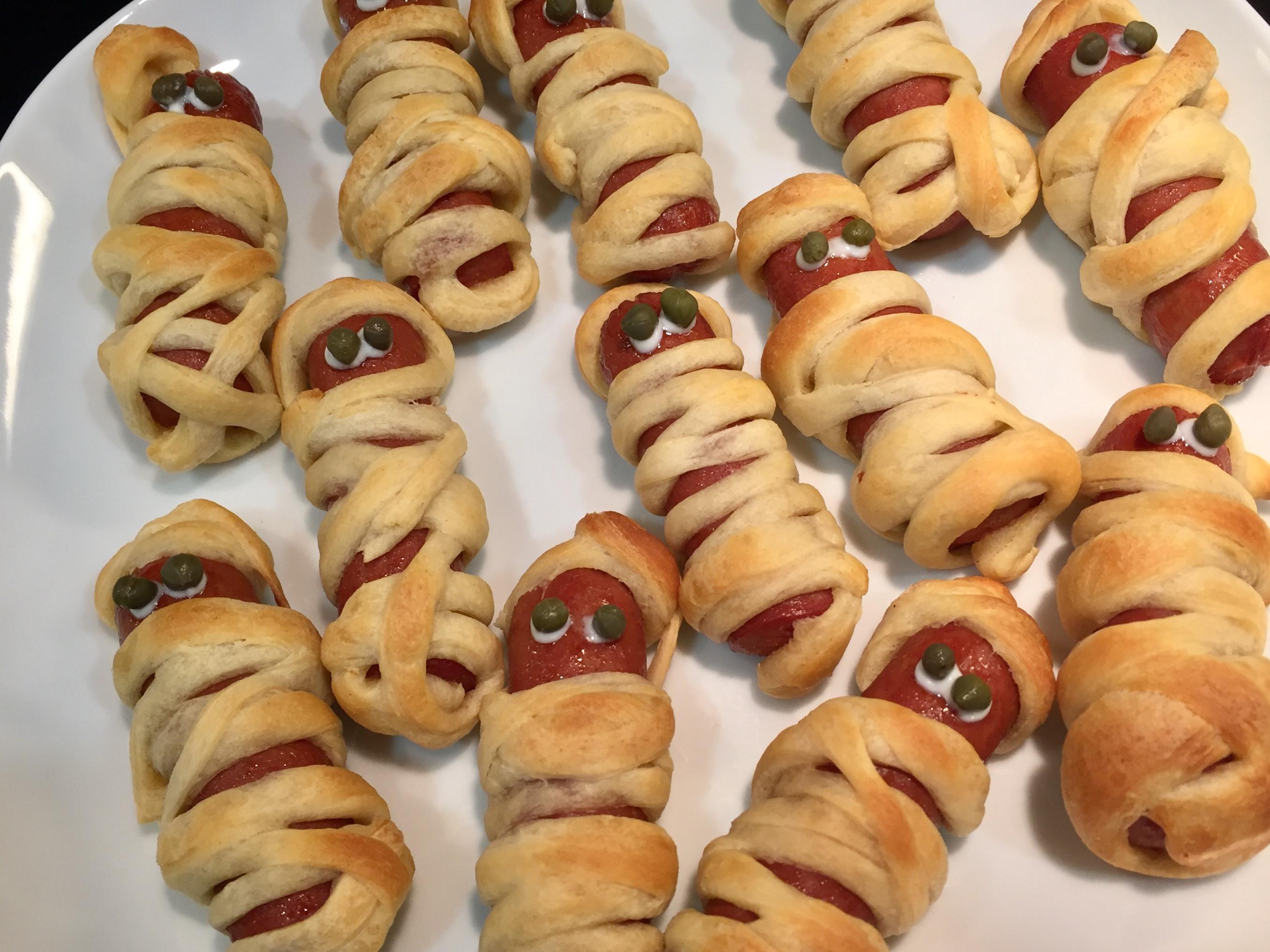 Hot Dog Mummies Cheryl Koshiro