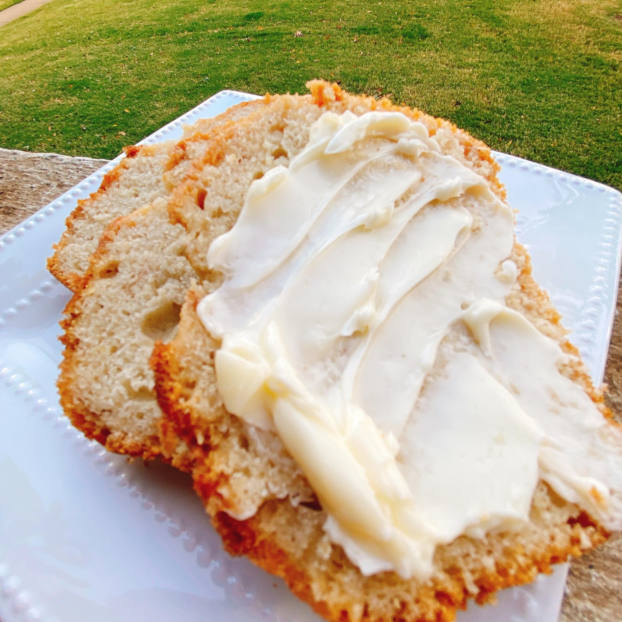 Apple Cider Oatmeal Bread
