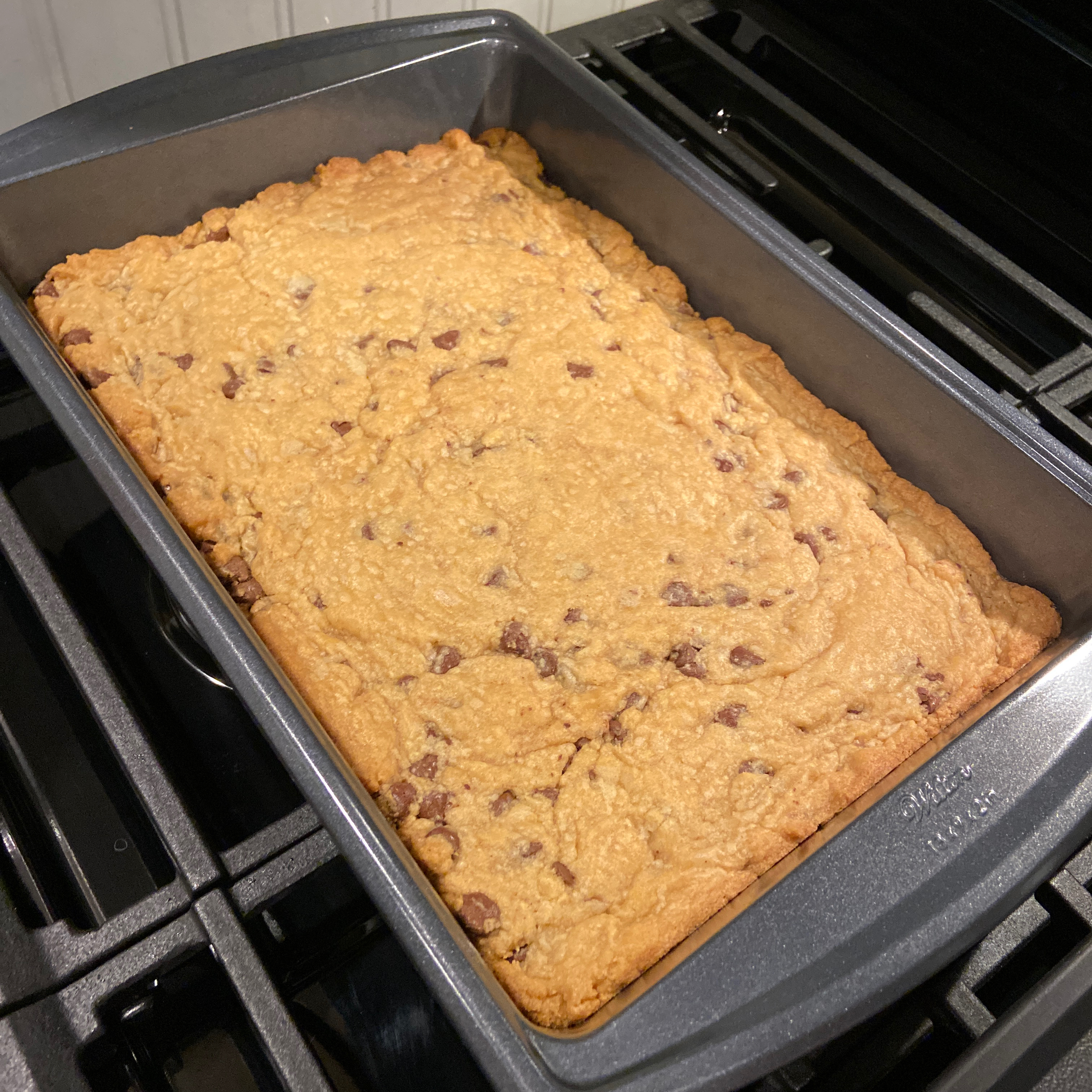 Quick and Easy Chocolate Chip Bars Chris Brown