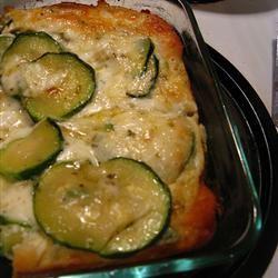 Granny's Italian Zucchini Pie gopwop