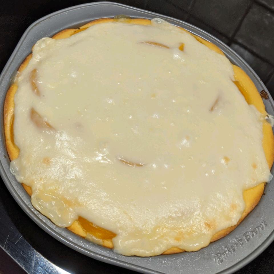 Peaches 'n Cream Pie Mary Rae