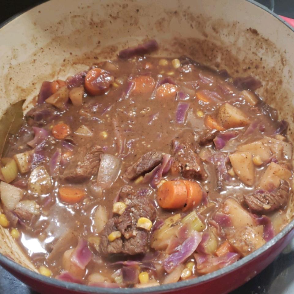 Dutch Oven Beef Stew Heather P