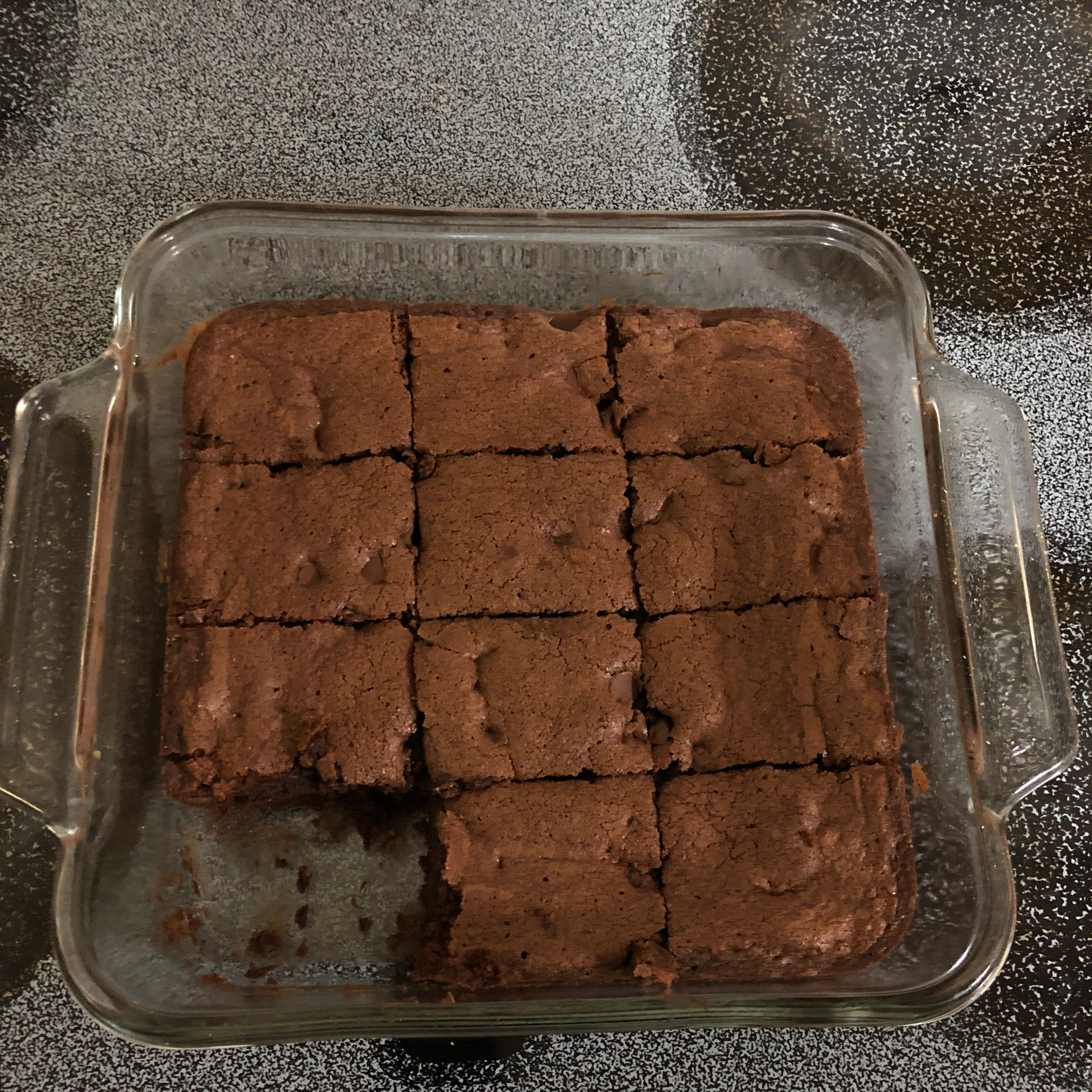Absolutely Best Brownies Samantha