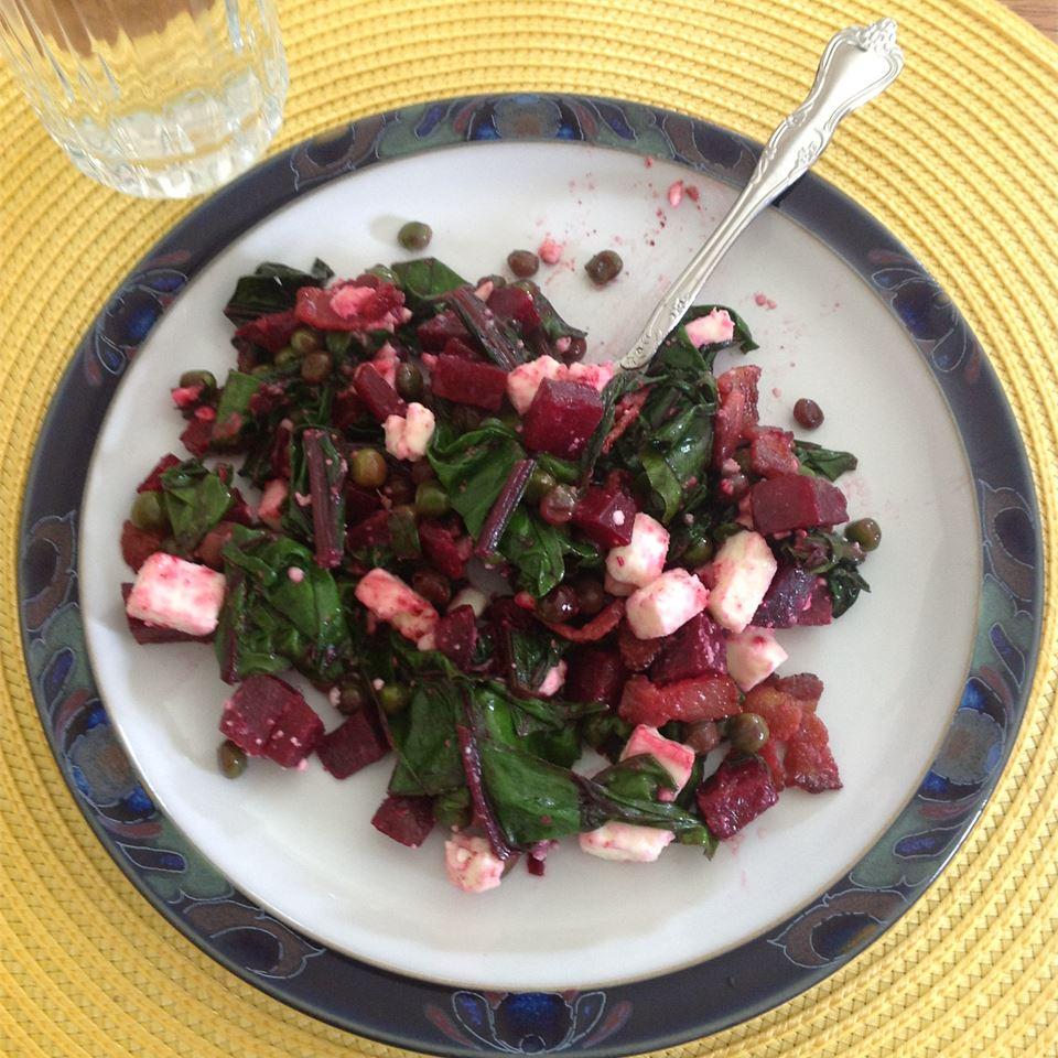 Fresh Beet Salad Nancy E