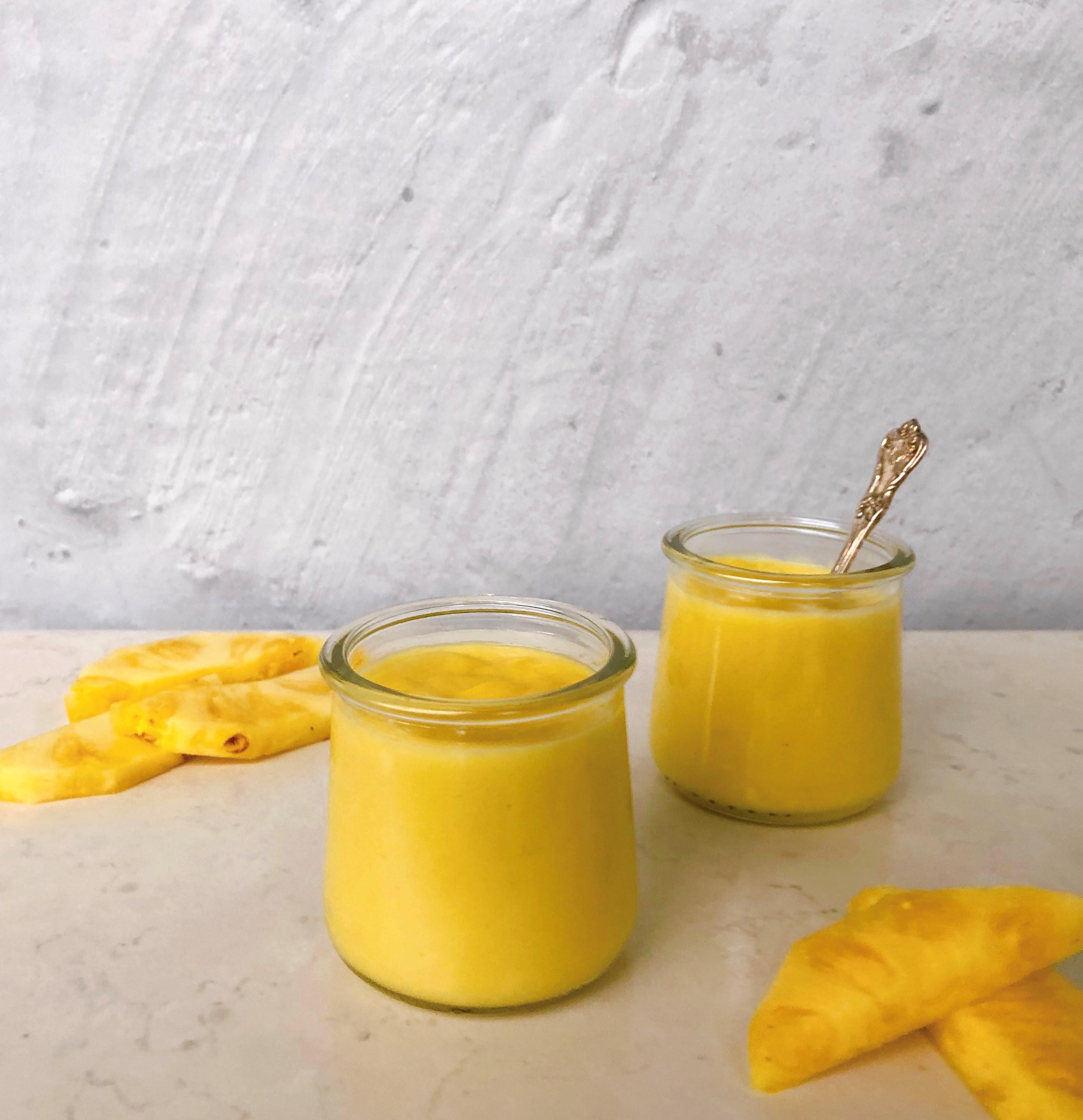 Pineapple Curd
