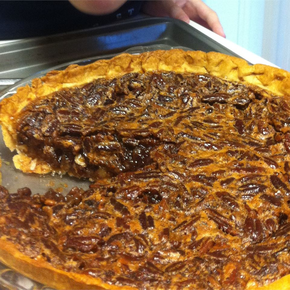 Milk Chocolate Pecan Pie
