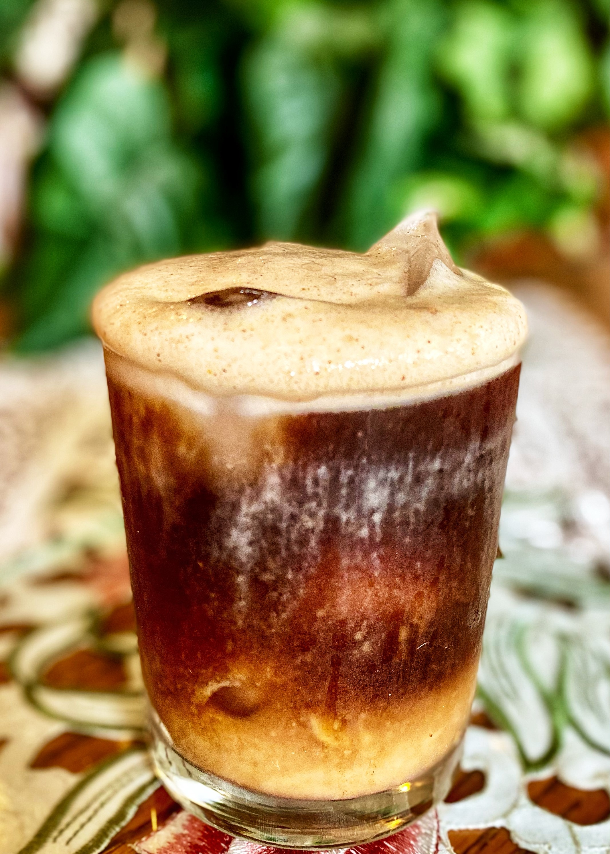Dairy-Free Pumpkin Cream Cold Brew