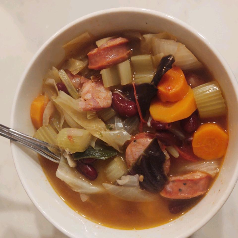 Portuguese Bean Soup LAVIRDEN