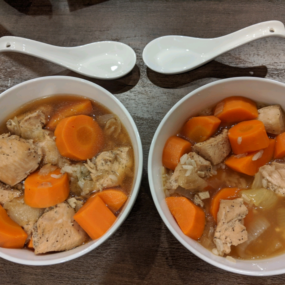 Dakjjim (Korean Chicken Stew) Stephen del Risco