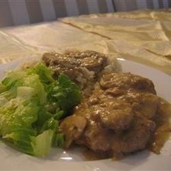 Gravy Baked Pork Chops Julie Schaffer
